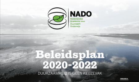 Wat kenmerkt NADO als organisatie voor duurzame educatie?