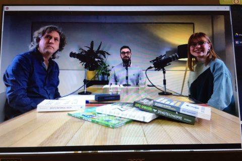 Livecast-uitzendingen Duurzaam Onderwijs