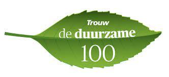 NADO in de Duurzame 100 van 2021
